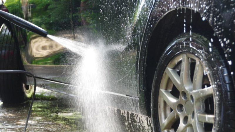 Can the Normal Car Shampoo Work in a Pressure Washer